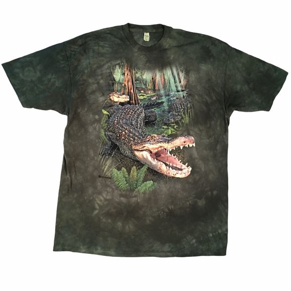 Alligators 3XL T-Shirt The Mountain New